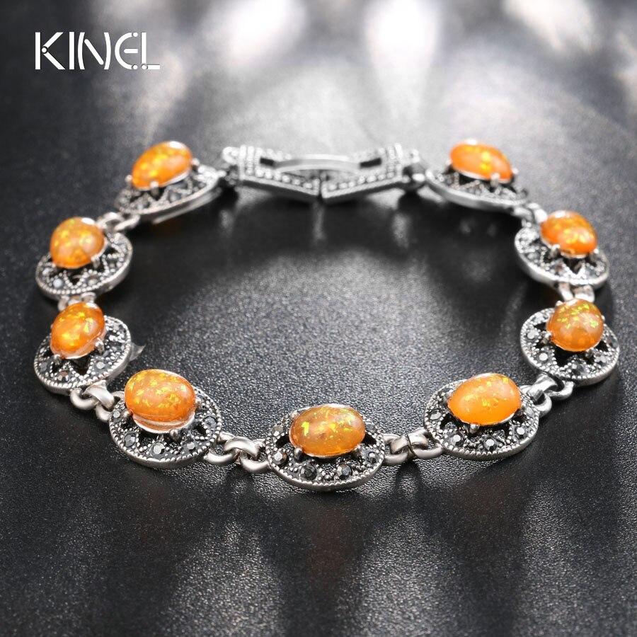 Vintage Opal Bracelet...