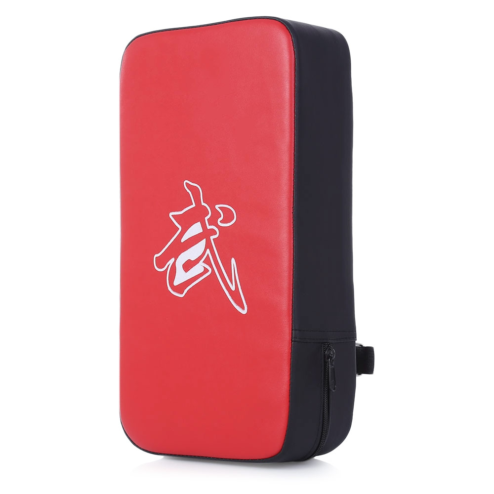 Red Black Rectangle Focus Boxing Kicking Strike Hand Foot Punching Pad Power Punch Martial Arts Training Equipment Q in Punching Bag Sand Bag from Sports Entertainment