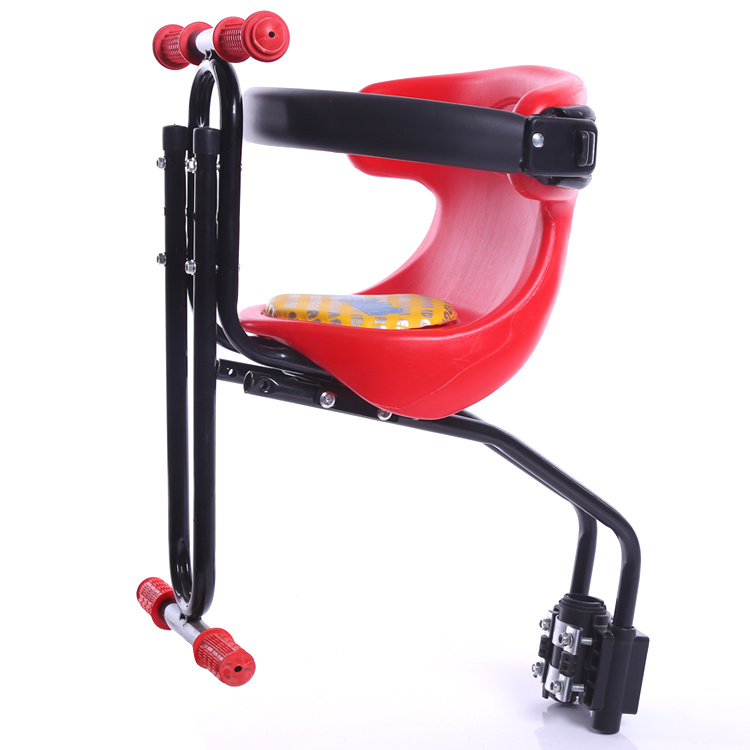 Bicycle high-end children's front seat mountain bike baby baby bicycle safety seat car seat front chair