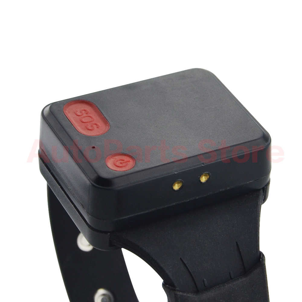 Ceza ayak bileği bilezik GPS Tracker MT-60X mahkum GPS kişisel izleyici su geçirmez bekleme süresi 12 gün bileklik kesilmiş Alarm