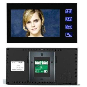 """Image 4 - 7 """"TFT Görüntülü Kapı Telefonu interkom kapı zili Ile IR CUT IR Kamera HD 1000 TV Hattı Gece Görüşlü Güvenlik güvenlik kamerası"""