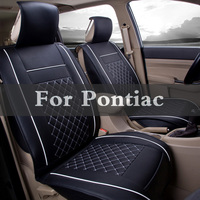 Car Pass Artificial Leather Auto Seat Covers Automotive Seat Pad For Pontiac Grand Sunfire Torrent Prix