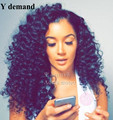 FAST SHIPPING glueless lace wig afro kinky curly wig black Synthetic Lace Front wig lady wig