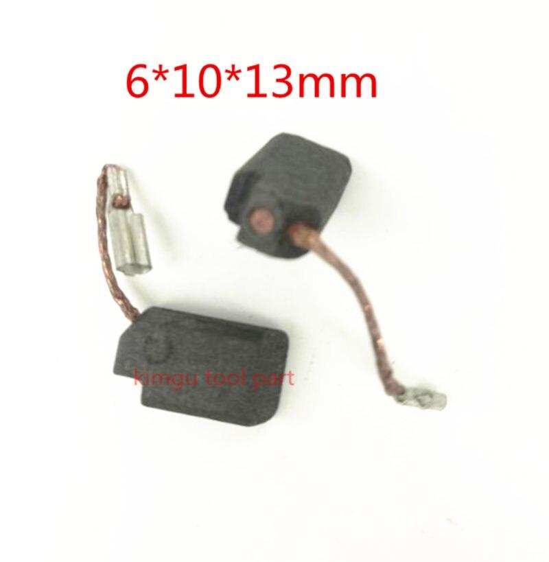 Carbon Brushes For DEWALT D28111X D28112X D28113 D28803 D28811 D28065 D28110 D28117 D28116  D28111