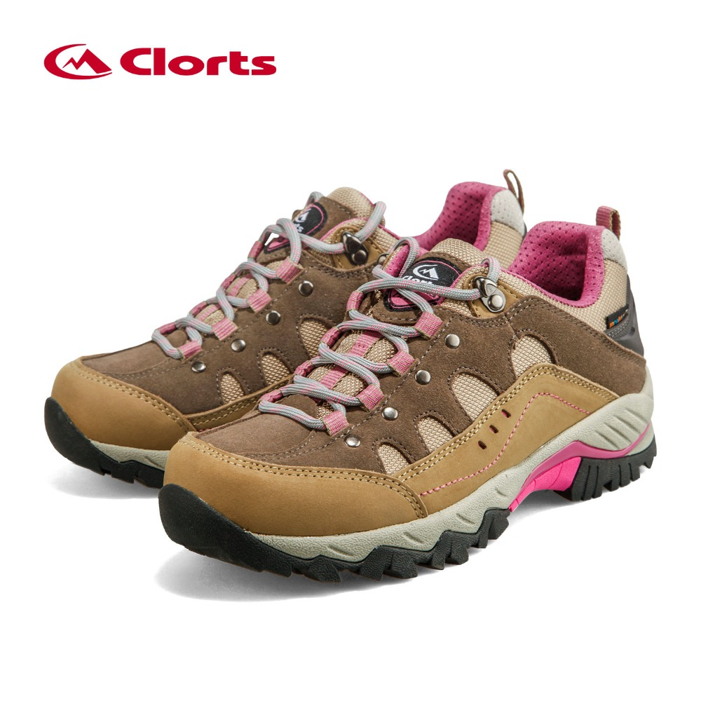 2018 New outdoor Women's Hiking Shoes high quality anti-skid wear-ersistant Breathable Tactics Boots damping camping sneakers new hot sale children shoes comfortable breathable sneakers for boys anti skid sport running shoes wear resistant free shipping