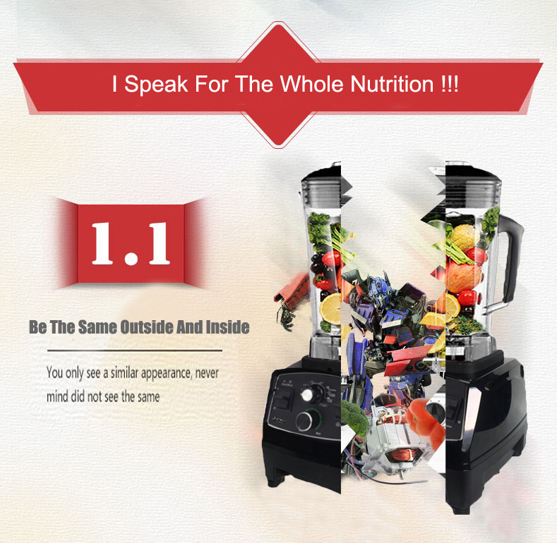HTB1dozFT6TpK1RjSZKPq6y3UpXaD US/EU  Quality G5200 BPA FREE 3HP 2200W Heavy Duty Commercial blender Juicer Ice Smoothie Professional Processor Mixer