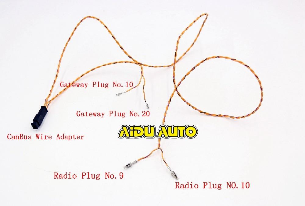 Rcn210 Canbus Yoastorerhyoastore: Vw Can Bus Decoder Wiring Diagram At Gmaili.net