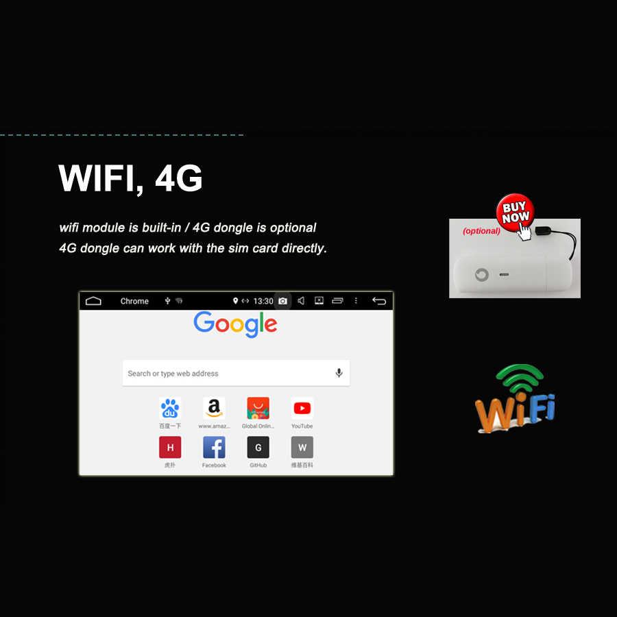 DSP Android 9,0 4G + 64 Гб 8 ядерный Bluetooth 4,2 Wifi gps карта камера ТВ автомобильный dvd-плеер RDS радио для Skoda Octavia 2014 2015 2016