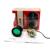 """2 """"(52mm) evo lcd medidor de pressão de óleo de cor selecionável 0-150 psi bitola auto carro medidor de pressão calibre do impulso controlador yc100113"""