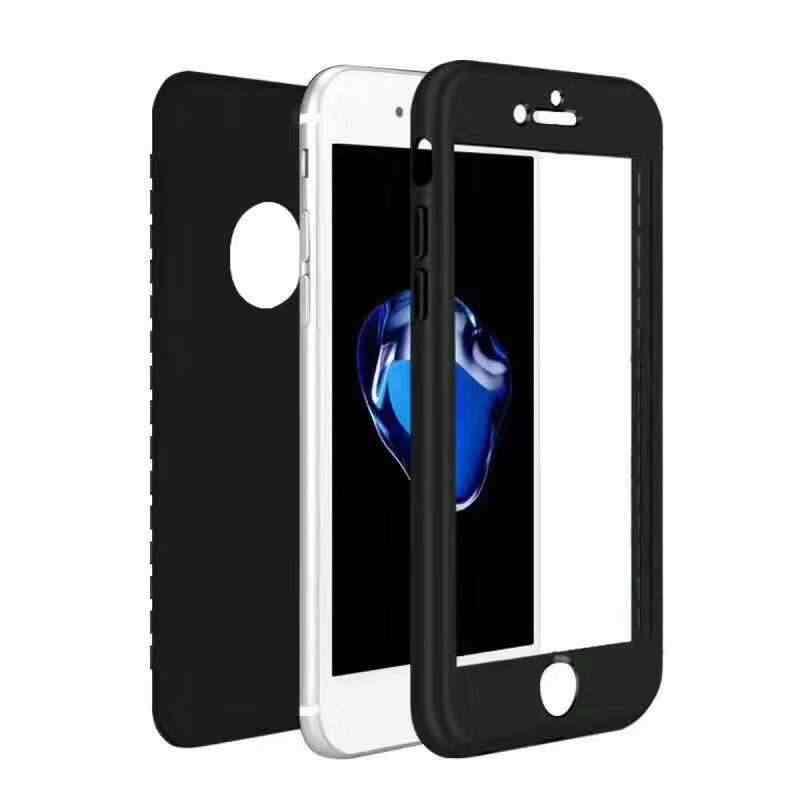 360 Độ Full Ốp Lưng Điện thoại Samsung Galaxy S9 S8 Plus S7 Edge J3 J5 J7 Pro Thủ A3 A5 a7 2016 2017 A6 A8 J4 J6 J8 2018 Bao