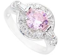 Semi-precious Stone Silver Ring