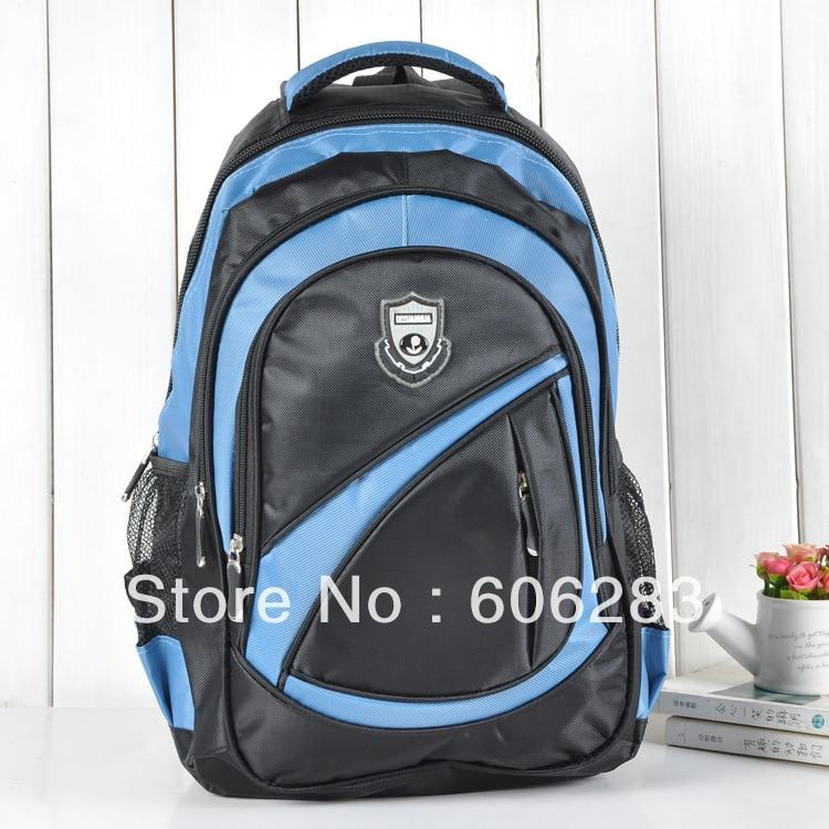 Рекламный рюкзак с Отделом для ноутбука очень мягкими плечевыми Рюкзак-трансформер школьная сумка