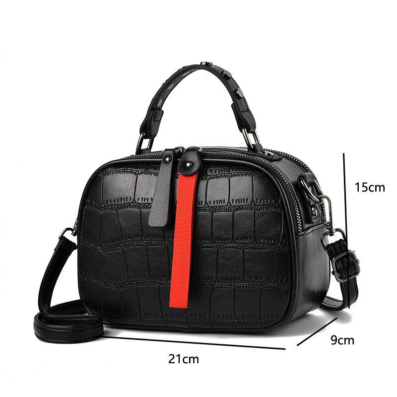 Двойная молния, однотонные сумки, большая емкость, роскошные сумки, женские сумки, дизайнерская сумка на плечо, модная сумка 2019, летняя сумка