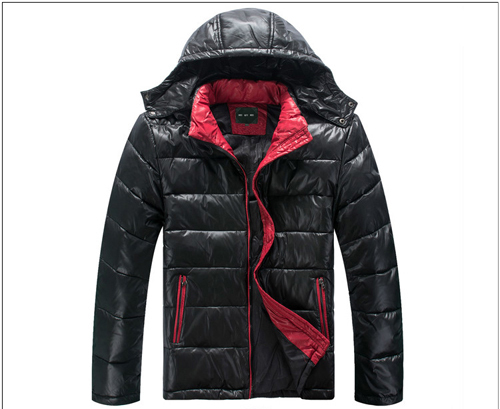 Mens Duck Down Jacket Extra...