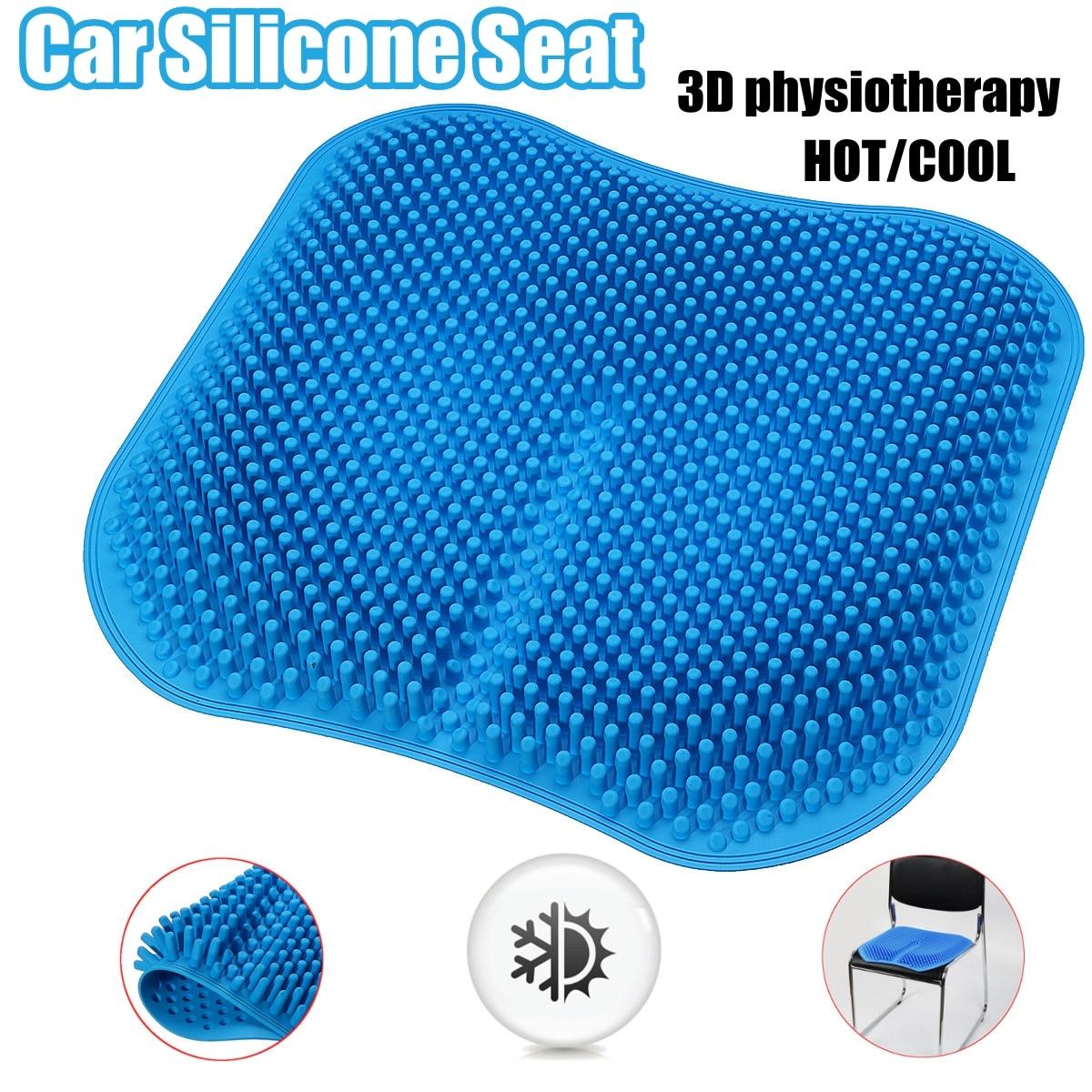 Comfort Kussen Hoogezand.Goede Koop Autostoel 3d Fysiotherapie Siliconen Gel Comfort