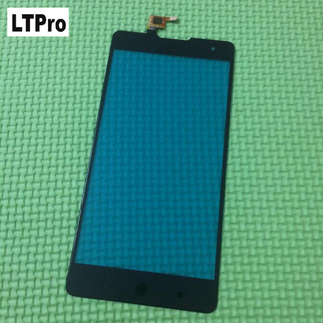 LTPro 100% Tested Working Front Sensor Glass Panel Touch Screen Digitizer For ZTE Nubia Z7 MAX NX505J Mobile Phone Repair Part