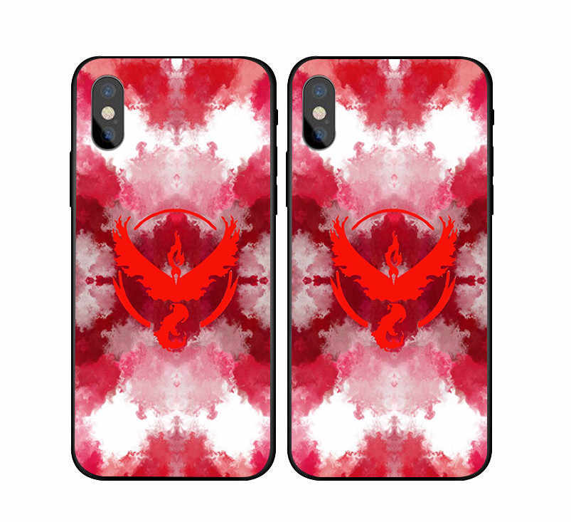 huge selection of 4b435 83c54 Pokedex Case Cover for iPhone 5 5s 5c SE 6 6s 7 Plus Pour Red Pokedex Alt  fashion cell phone cases For iPhone X 5 6 6S 7 8 Plus