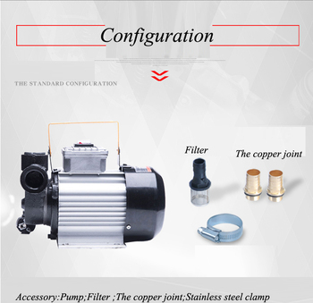 Electric Transfer Pump | Diesel Defueling/Oil Pump Self-priming Electric Diesel Extractor Scavenge Exchange Fuel Transfer Suction Pump With Oil Gun
