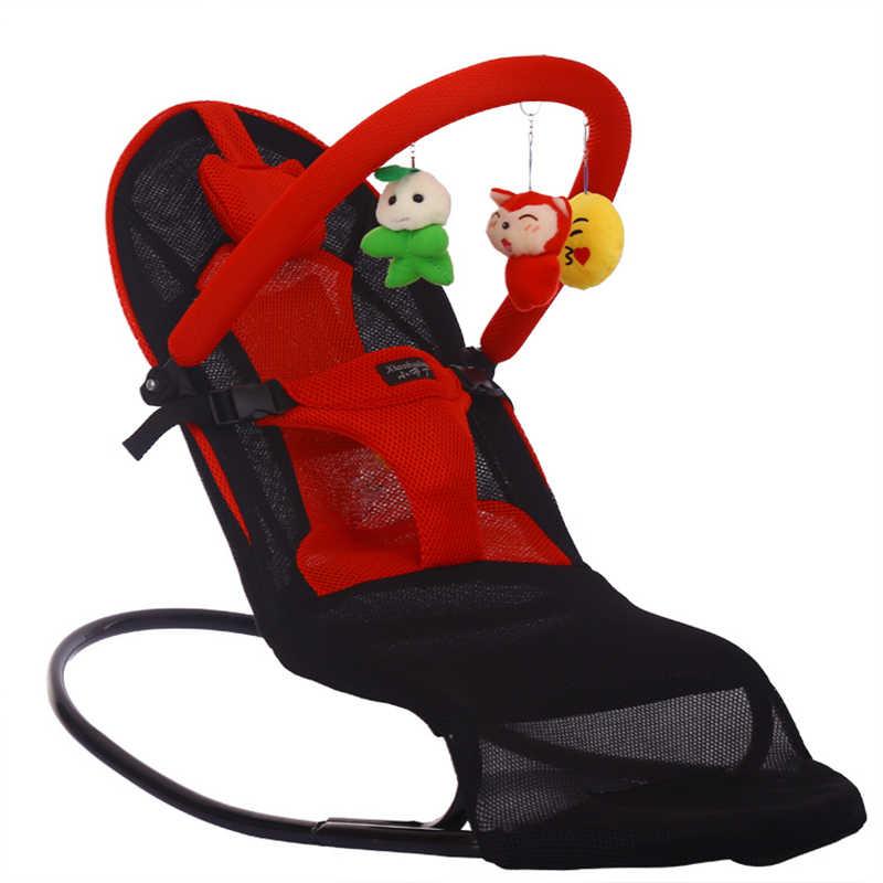Детская колыбель детское кресло-качалка детское кресло для отдыха Крытый Колыбель лето комфорт для ребенка кресло-качалка