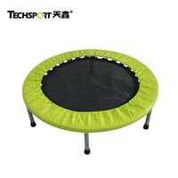 Techsport Mini Trampoline Children Household Trampoline Indoor Entertainment Max. Belastung: 100 kg