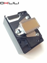 F185000 ראש ההדפסה ראש הדפסה עבור Epson C110 C120 ME70 ME1100 WORFORCE520 C10 C1100 T110 T1100 T30 T33 T1110 SC110 TX510 B1100 L1300