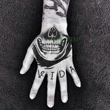 Popular Skull Hand Tattoo Buy Cheap Skull Hand Tattoo Lots From