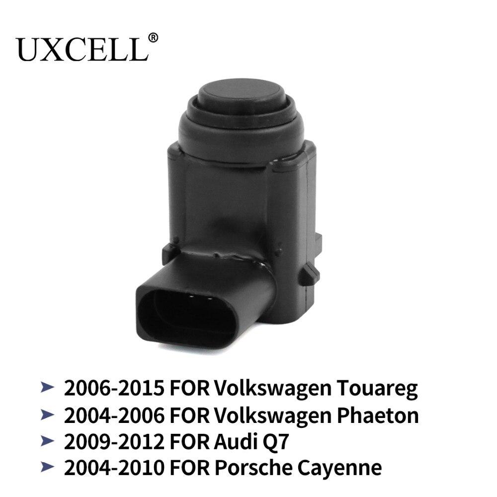 UXCELL 1K0919275 PDC Bumper Parking Radar Capteur Pour Audi Q7 pour Porsche Cayenne Pour Volkswagen Pour Phaeton Touareg 2006 À 2015