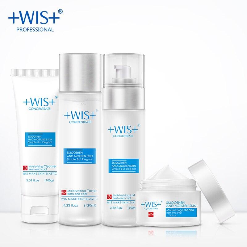 WIS cosmetics nurse suit a woman who has a moisturizing lotion for moisturizing toner lotion free shipping for men moisturizing lotion увлажняющее средство