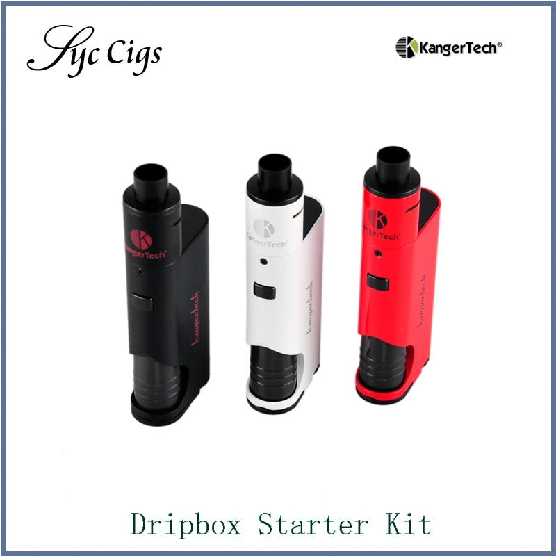 Original Kanger Dripbox Starter Kit with Subdrip 7ml Capacity Tank 60W Dripmod Dripbox Kit Kangertech font