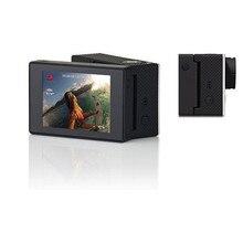 GoPro Hero 3 Внешний ЖК-Экран BacPac Дисплей Просмотра Монитор с Backdoor Чехол для Go Pro Hero 3 + Действий Камеры GP115