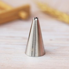 #36 Piping Nozzle Cake Decorating Tip Stainless Steel Fondant Icing Baking & Pastry Tool