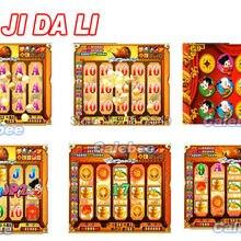 Da Ji Da Li/VGA слот/Слот для игры, игровая доска, горячая Распродажа, казино, мульти игровая доска, Китай, горячая распродажа, игровой автомат, казино, игра, печатная плата