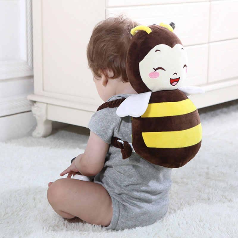 Новый детский рюкзак с крыльями коврик для защиты головы детский пружинный подголовник для шеи протектор крылья Подушка для кормления детское постельное белье