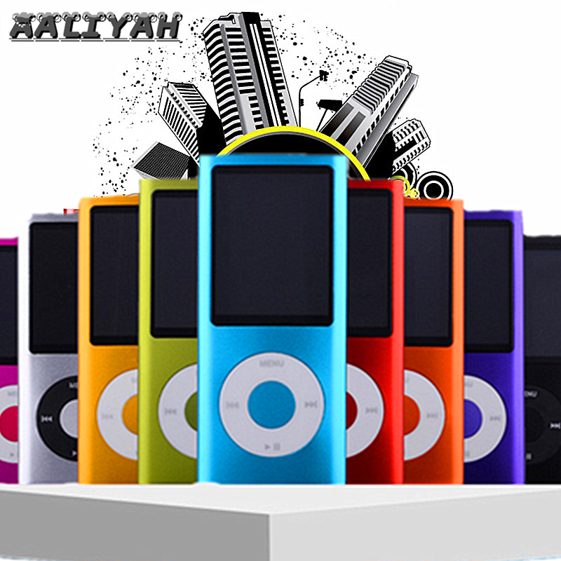 Mp3 Player With Photo Video Player FM Recorder Lecteur Walkman HIFI Sport Mp3 USB Aux Music Digital Led screen Music Player MP3 in HiFi Players from Consumer Electronics