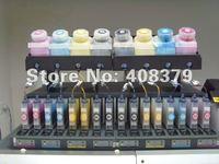 double 8 color Bulk ink system 8 +16 bulk system for Roland,Mimaki,Mutoh(8 bottle +16 cartridges)