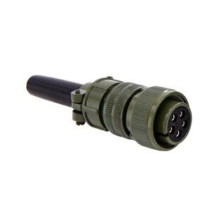 MIL-STD 5015 Servo коннектор, военные стандартные коннекторы, позолоченная медная розетка 18-3 18-10 18S-11 18S-12 18S-8 18S-1