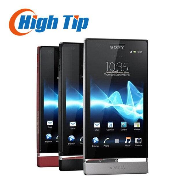 Sony xperia p lt22i инструкция