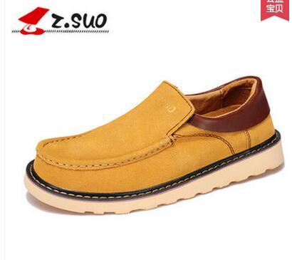 Zsuoแนวโน้มความนิยมต่ำรองเท้าชาย,แฟชั่นร้อนขายร้อนรองเท้าลำลองชาย,โง่-ใน รองเท้าลำลองของผู้ชาย จาก รองเท้า บน   3