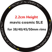 12 Pcs Bicycle Decals 45mm 48mm 50mm Rims Bike Bicycle Stickers Bike Rim Decals Cycling Wheel Rim Stickers Decal