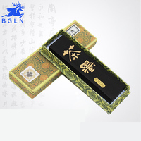 Chinese Traditional Calligraphy Tea Ink Stick For Writing Brush Painting Calligraphy Sticks Solid Ink Pine Soot