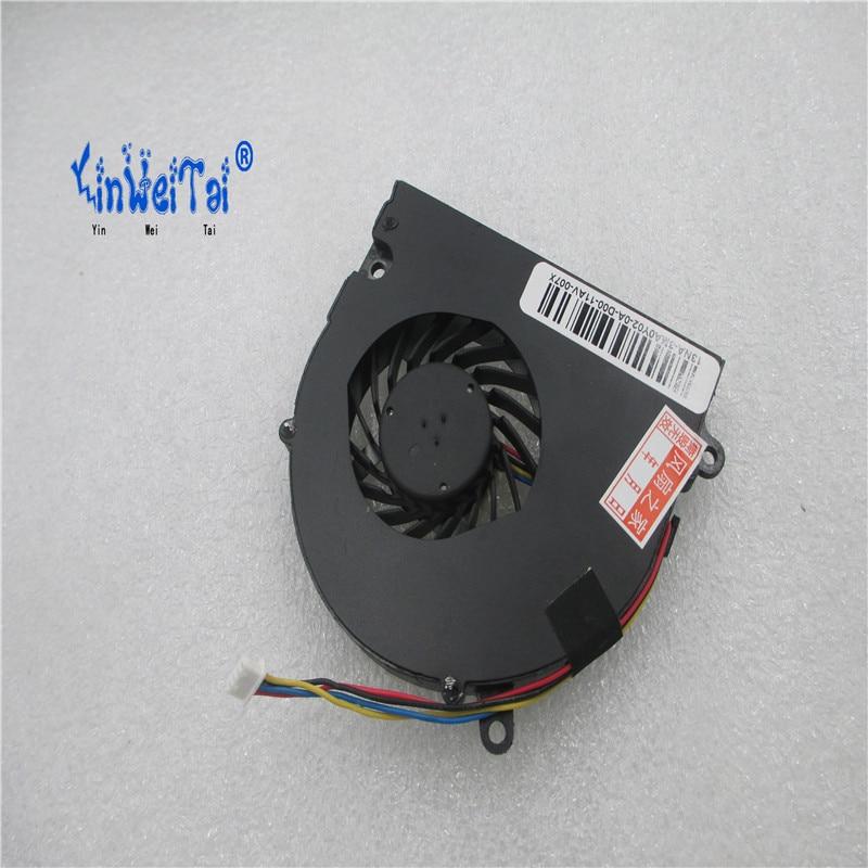 Ventilador de enfriamiento de CPU para computadora portátil Asus U41 U41J U41JF U41E U41SV Gigabyte Q2532N DFS531205PC0T FB2W FA79 13N0-Z7A0B01 KSB06105HB-AK78
