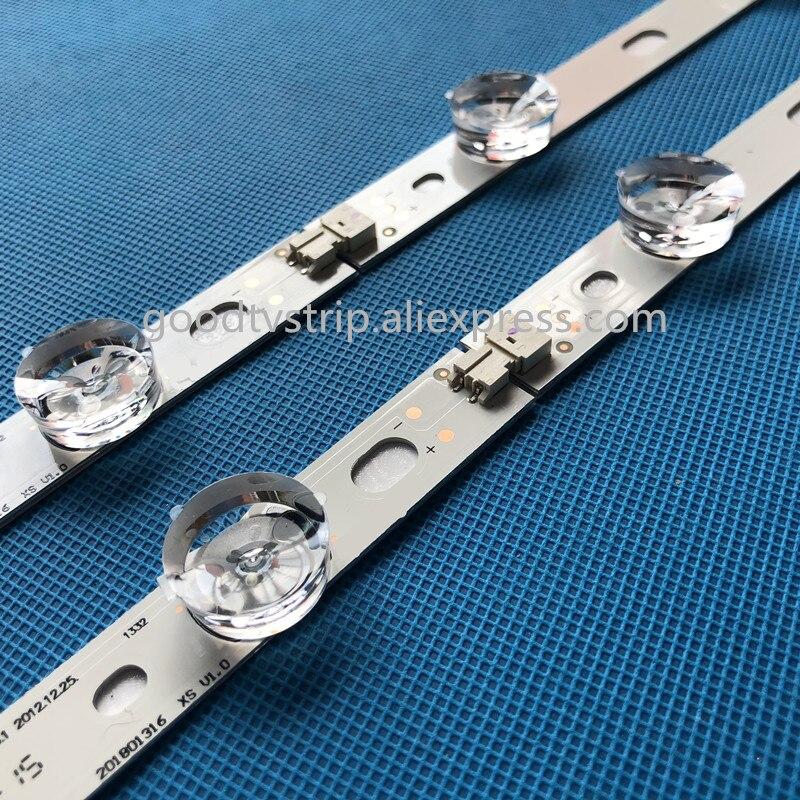 Led Backlight Strip For Lg 42 Tv 9 Lamp 846mm Innotek Pola2.0 T420hvn05.0 T420hvn05.2 42ln5300 42ln5406-za 42ln5300 42ln5750 Computer & Office