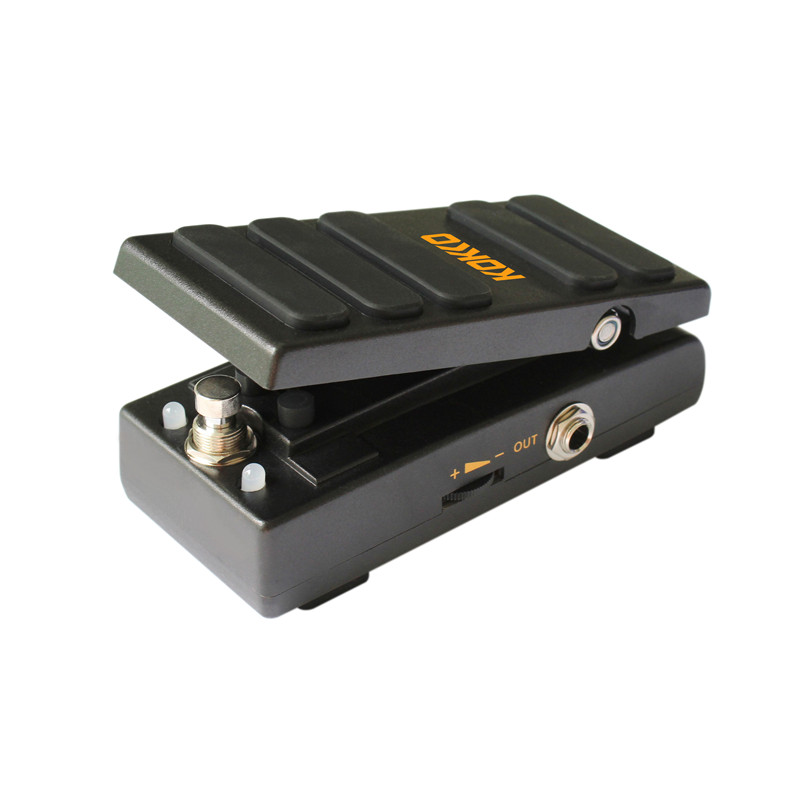 New Arrival 2 in one Guitarra Pedal High Quality Guitar Accessories VOL/WAH  Guitar Pedal For Guitar Lovers Guitar Part 2pcs high quality new arrival copier spare parts driver board for minolta di 220 photocopy machine part di220