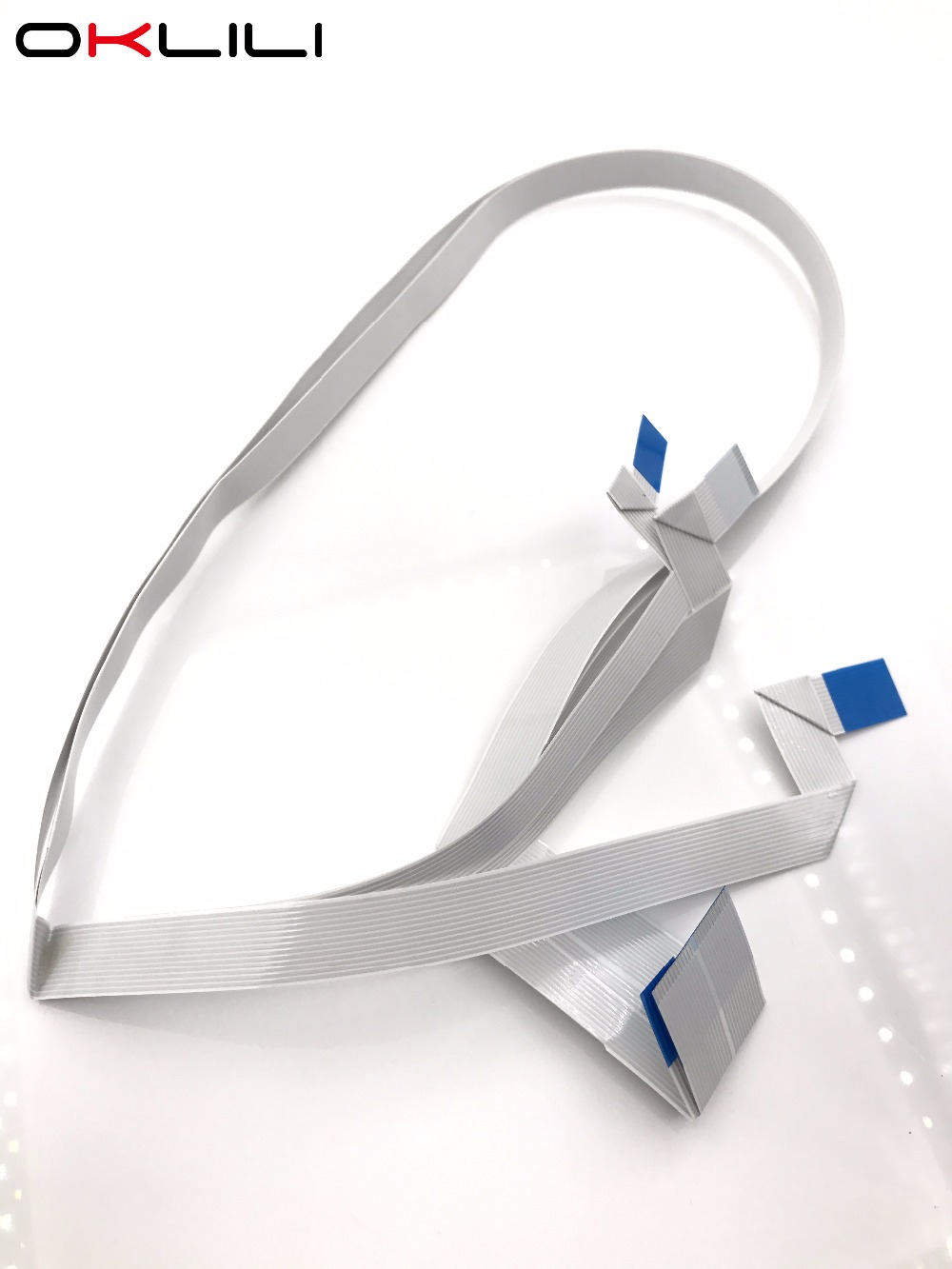 1PCX Printhead Printer Print head Cable for Epson 1390 1400 1410 1430 R260 R360 R380 R390 RX580 RX590 L1800 1500W EP4004 guess beachwear лиф треугольник