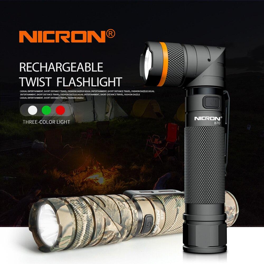 01 Magnet Flashlight