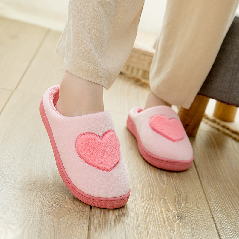 UNN Soft Plush Cotton Cute Slippers Shoes Non-Slip Floor Indoor House Home  Furry Slippers ffa9f69967d2