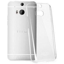 Оригинальный Imak прозрачного хрусталя силиконовый чехол для HTC ONE 2 M8 M8x one + чехол износостойкий жесткий чехол для HTC Один 2 M8 M8x один + крышка