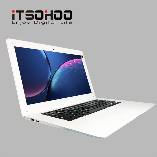 Low Price Laptop New 14 inch Ultrabook Notebook Computer Intel Cherry Trail X5-Z8350 Quad core Laptops With 10000mah Battery