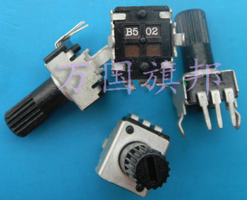 Free Delivery.Type R0902N 09 Years 0932 Adjustable Potentiometer B5K B502 5 K Vertical