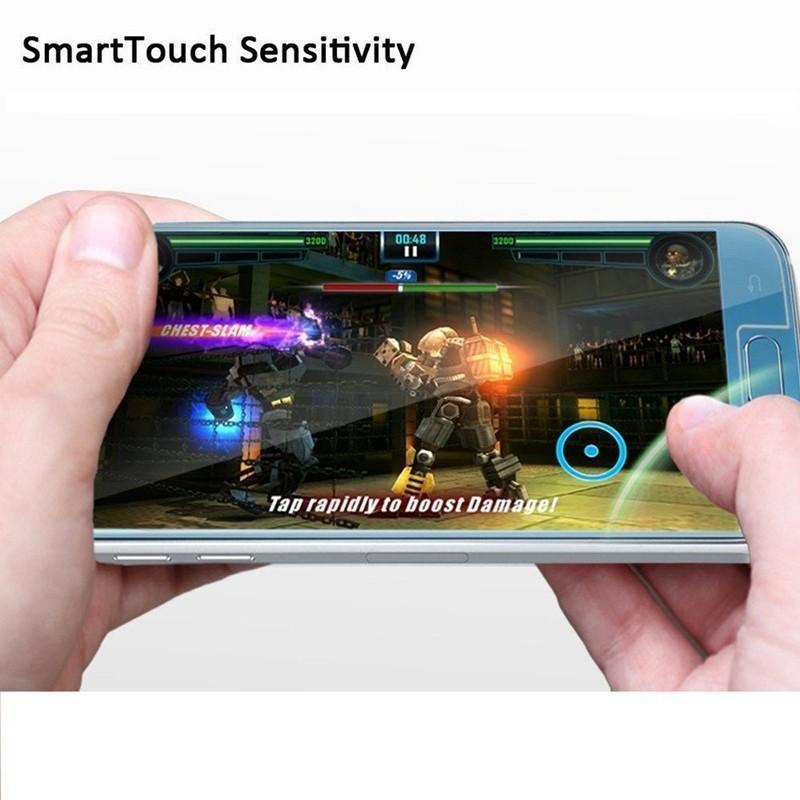 For Samsung Galaxy 16 J1 J3 J5 J7 16 Tempered Glass 15 J1 J5 J7 J500 J510 Anti Shatter Screen Protector Protective Film 4